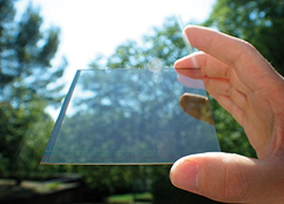 Sunpartner Technologies » Wysips® (Solar Cells)