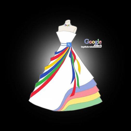 Dress Designs Inspired by Popular Websites - Neatorama