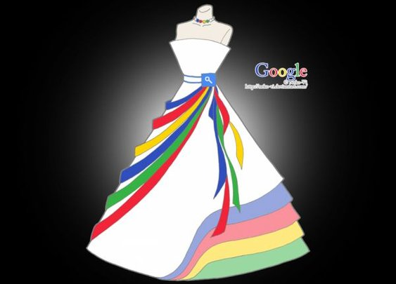 Dress Designs Inspired by Popular Websites - Neatorama