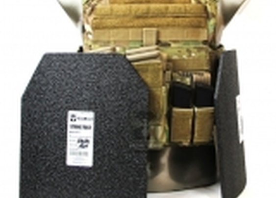 AR500 Armor Banshee Plate Carrier w/ Armor & Pouches