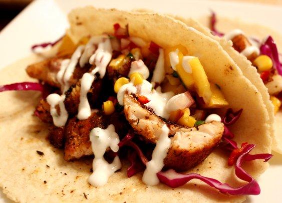 catfish tacos - rotio/food
