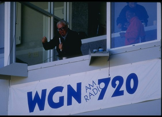 Harry Caray Went Out Drinking 288 Straight Days In 1972