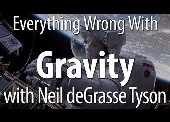 Neil deGrasse Tyson Explains Everything Wrong With the Movie Gravity
