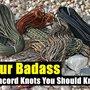 Four Badass Paracord Knots You Should Know - SHTF Preparedness