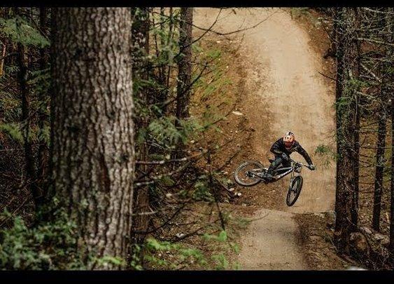 Tom van Steenbergen Rides the Whistler Bike Park