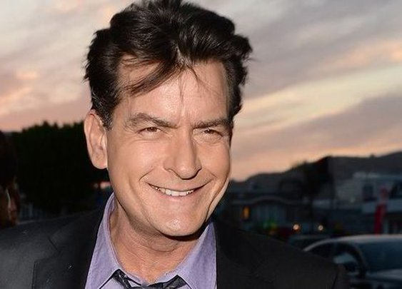 Charlie Sheen: I raised hell... and now I'll raise Nessie