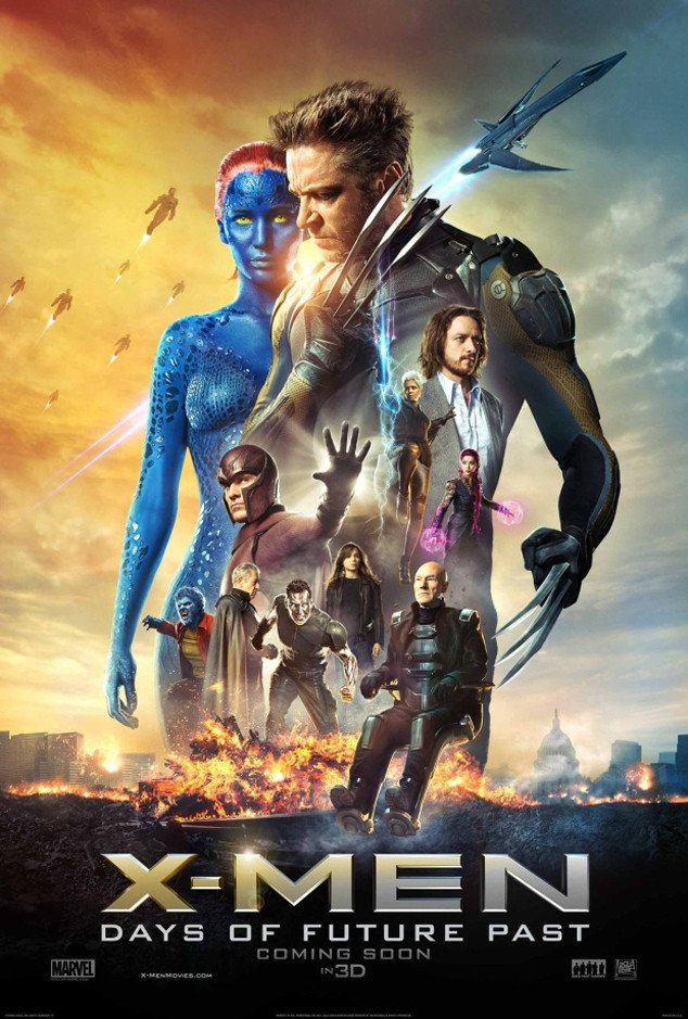 The X-Men Movies – A Look Back   Natural 20