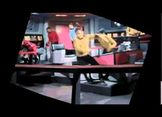 Turn Down for Spock (Star Trek Stabilized!) - YouTube