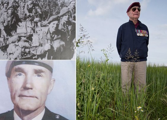 D-Day veteran, 89, parachutes into Normandy again