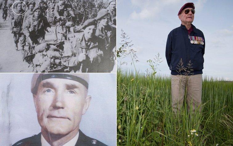 D-Day veteran, 89, parachutes into Normandy again
