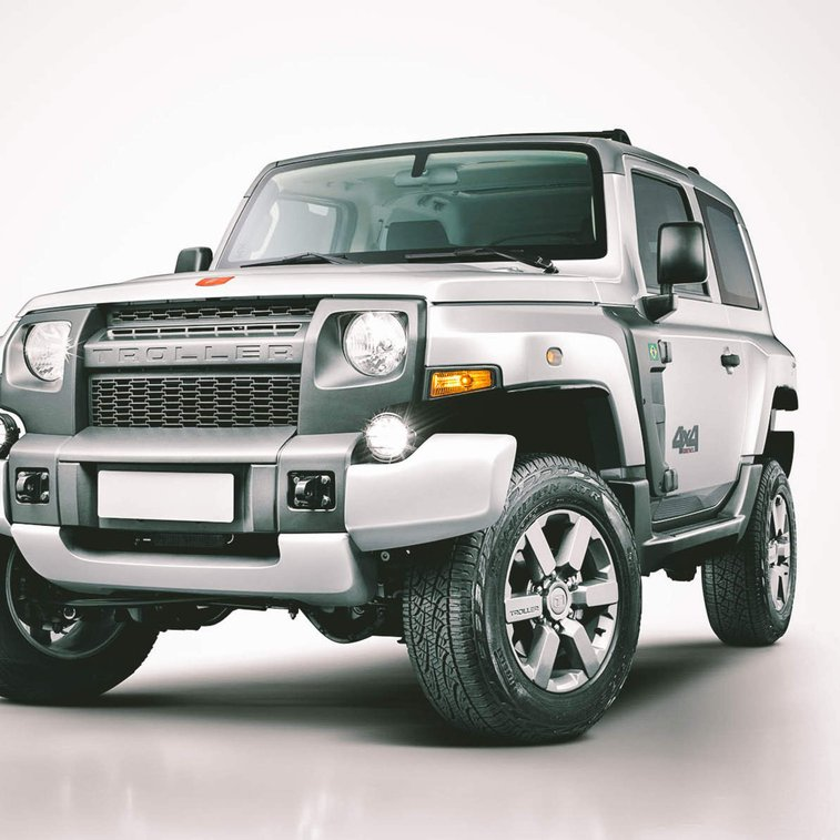 Note To Ford: Please Bring The Troller T4 to America - Supercompressor.com