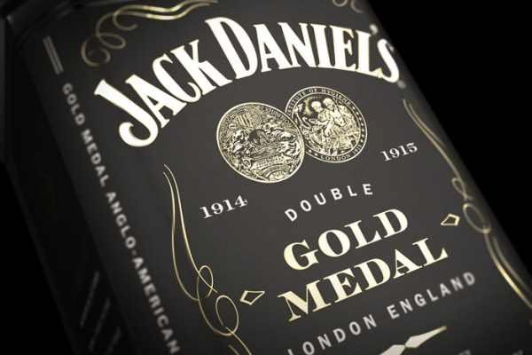 Jack Daniel's Double Gold Medal, a Limited Edition Taste of History | Baxtton