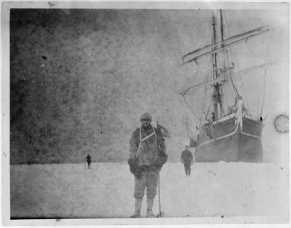 100-year-old negatives discovered in Antarctic