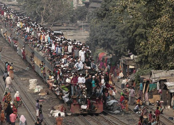 Photos: World's Most Incredible Commutes - Business Insider