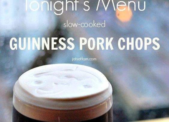 Guinness Pork Chops