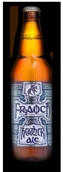 Beerboard - Bottles - Fraoch - Heather Ale | Williams Bros. Brewing Co.