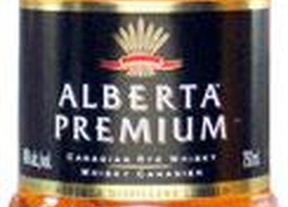 Alberta Premium rye whiskey