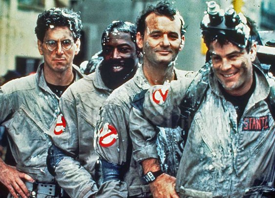 6 Ways Ghostbusters Was Almost Different