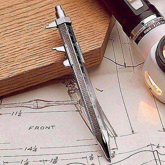 Messograf Pocket Caliper Pen