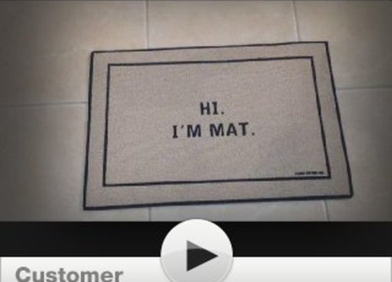 Hi I'm Mat