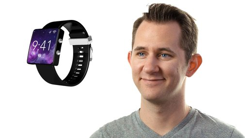 Introducing the iWatch - YouTube