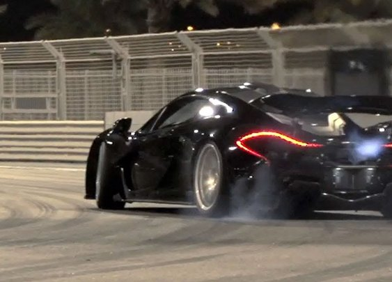 The McLaren P1 Test. On Road and Track - /CHRIS HARRIS ON CARS - YouTube