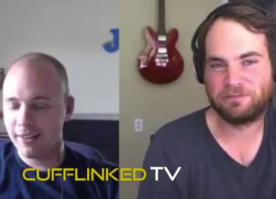 CuffLinked TV: Talking Fear and Goals with Sean Ogle