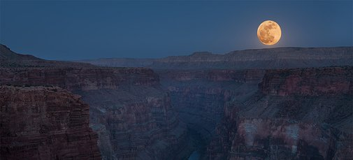 No human has seen tonight's full honey moon in almost 100 years