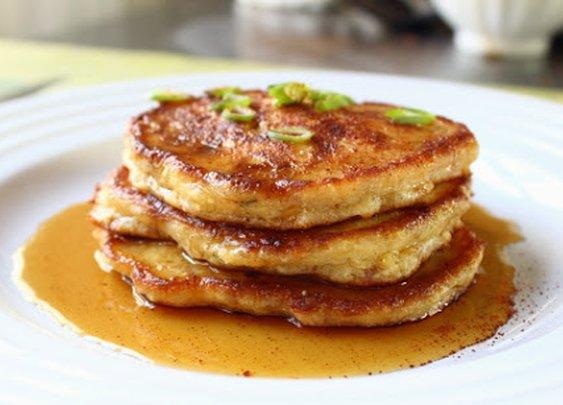 Mancakes Recipe