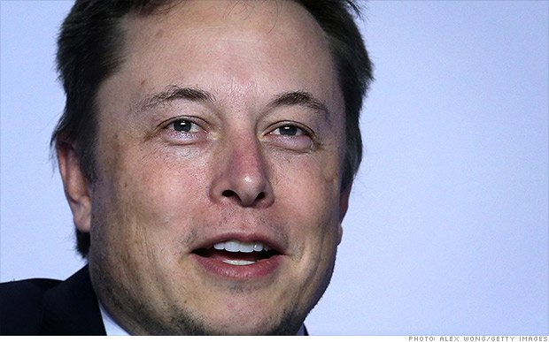 Tesla's Musk: All our patents belong to you