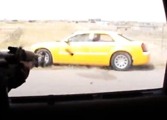 Graphic Video: ISIS Death Squads Killing Without Mercy on Iraqi Roads | Prepper Chimp
