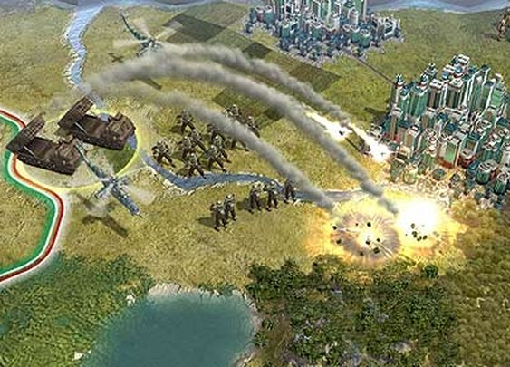 """How a Ten-Year-Long Game of  Civilization II recreated Orwell's """"1984"""""""