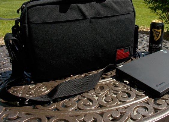 GoRuck Shoulder Bag 15L Review | Loaded Pocketz