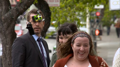 'The Daily Show' Explores the Intolerance Being Faced by Google Glass Users