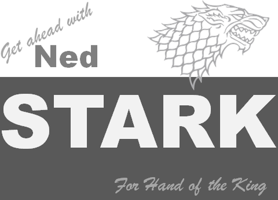 James T Wood: Game of Thrones Election Signs