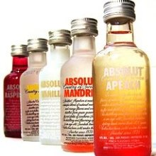 A Look at Flavored Vodkas