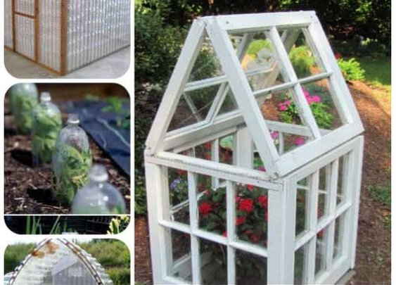 12 Great DIY Greenhouse Projects - SHTF Preparedness