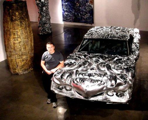 3D Printed 1971 Gran Torino Won't Amuse Clint Eastwood