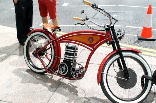 Test ride: B4 Bikes e-cruizer