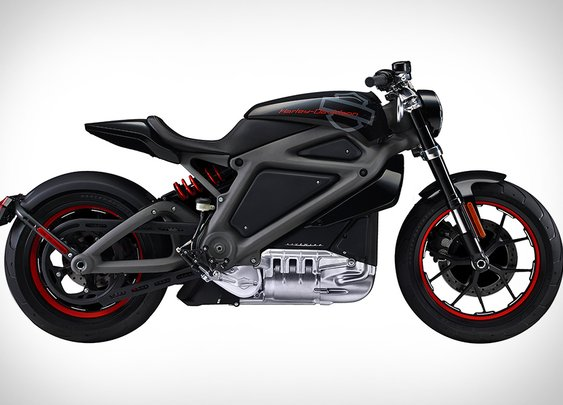 Harley-Davidson Livewire Electric Motorcycle | Uncrate