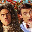 Sir Isaac Newton vs Bill Nye. Epic Rap Battles of History Season 3