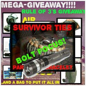 The 10,000 Facebook Likes Mega-Giveaway - TinHatRanch