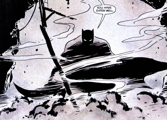 Holy Reread Batman! – Year One | Natural 20