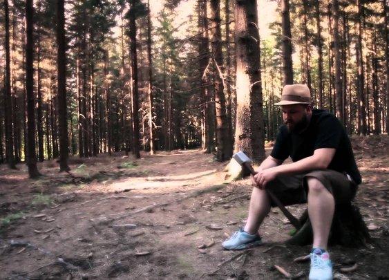 Miles Bonny - Lumberjack Soul - YouTube