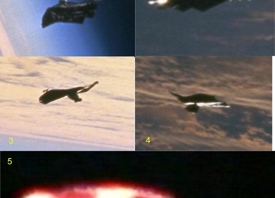 Alien UFO Sightings: The Mysterious Black Knight Satellite