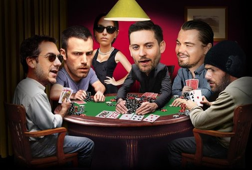 Inside Hollywood's Most Exclusive Poker Game