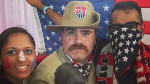 Teddy Goalsevelt