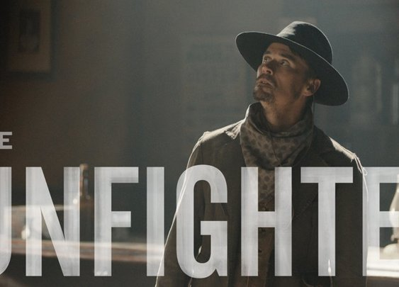 The Gunfighter on Vimeo narrated by Nick Offerman