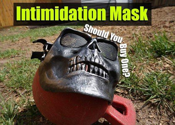 Intimidation Masks: Should You Buy One? - SHTF Preparedness
