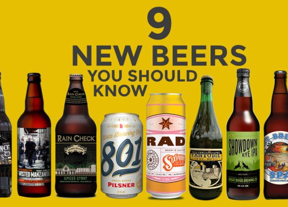 9 New Beers You Should Know